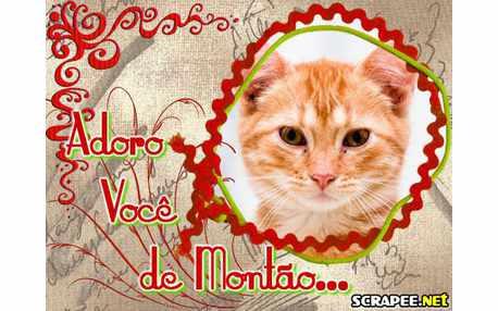 Moldura - Adoro De Montao
