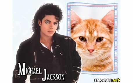 Moldura - Michael Jackson