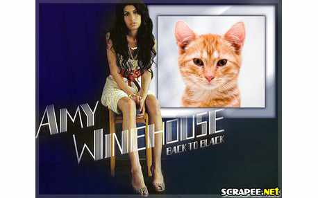 Moldura - Amy Winehouse