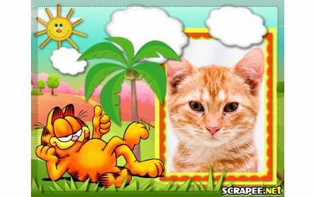 Marco de Foto3626 Garfield