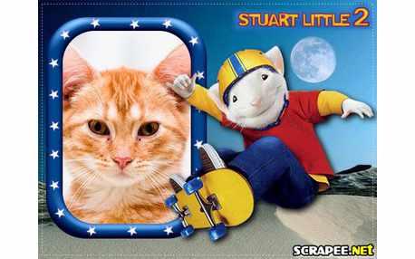 Moldura - Stuart Little 2