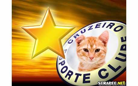 Moldura - Cruzeiro Esporte Clube