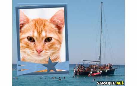 Moldura - Barco Freteiro