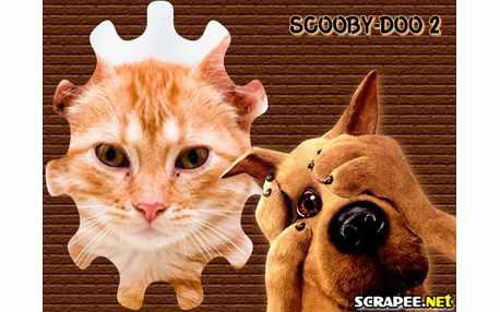 Moldura - Filme Scooby Doo 2