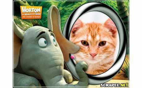 Moldura - Horton E O Mundo Dos Quem