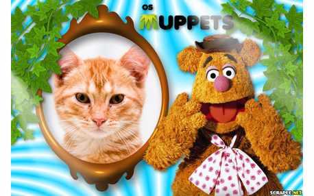 5107-Urso-Fuzzie-do-Filme-Os-Muppets