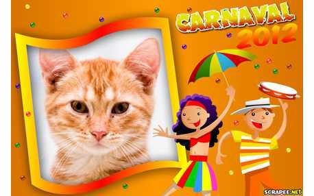 Moldura - Carnaval 2012