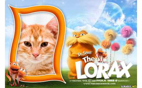 5136-Dr-Seuss-O-Lorax