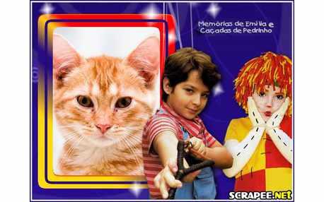 4062-Emilia-e-Pedrinho-do-sitio-do-picapau-amarelo