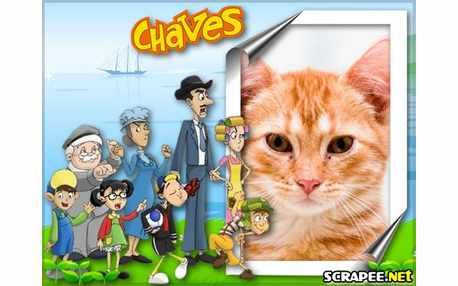 Moldura - Turma Do Chaves