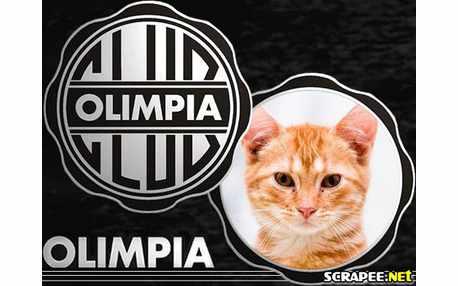Moldura - Clube Olimpia