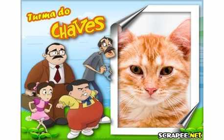Moldura - Covers Da Turma Do Chaves