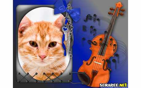 Moldura - Moldura De Violino