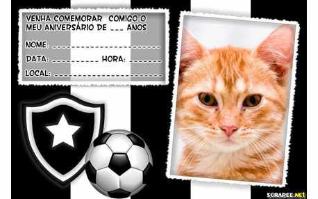 Moldura5160 Convite do Botafogo