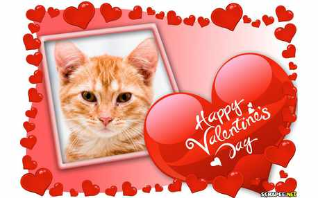 Moldura - Valentinesday