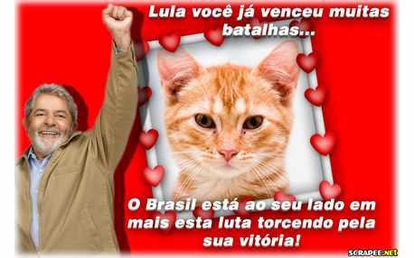 Moldura - Forca Lula