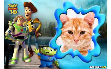 Moldura - Toy Story   Filme