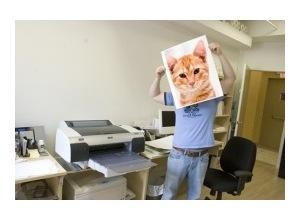 Scrapee.net - Photomontage Foto da Impressora