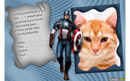5031-Convite-Capitao-America