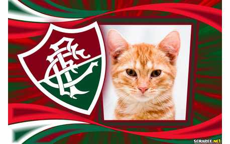Moldura - Fluminense   Moldura
