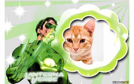 5347-Lanterna-Verde