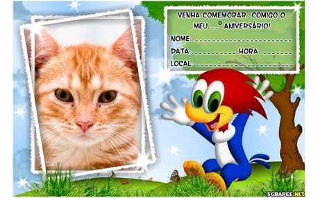 5363-Convite-Pica-Pau-Baby