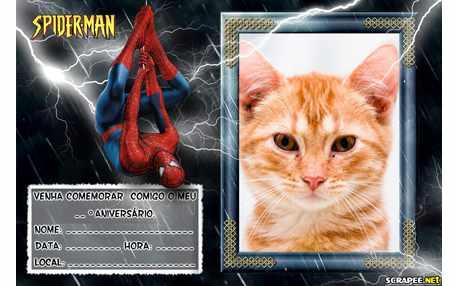 5369-Convite-Homem-Aranha