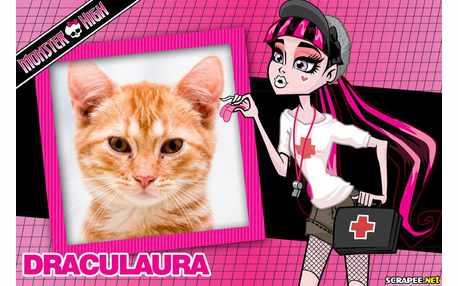 Moldura5468 Draculaura