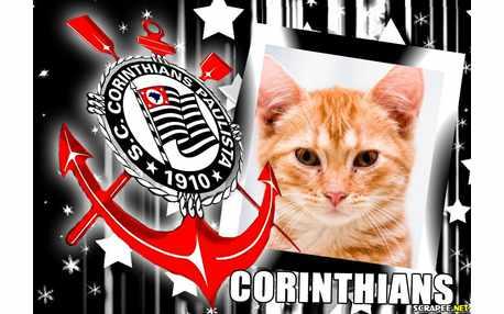 Moldura - Amor Pelo Corinthians