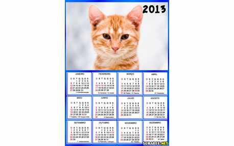 5748-Calendario-Azul-para-foto-de-Menino