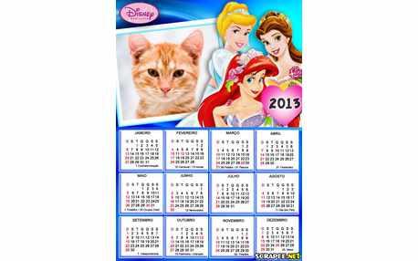 5754-Calendario-princesas-Disney-2013