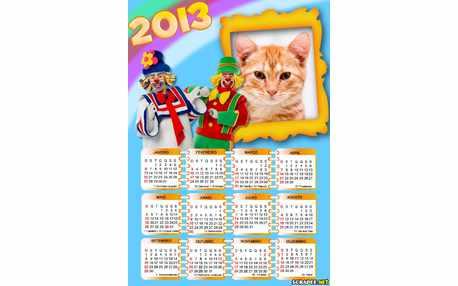 5757-Calendario-2013-Patati-Patata