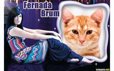Moldura - Fernanda Brum