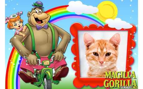 Moldura5665 Maguila o Gorila