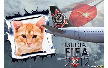 Moldura - Clube Corinthians   Mundial Fifa 2012