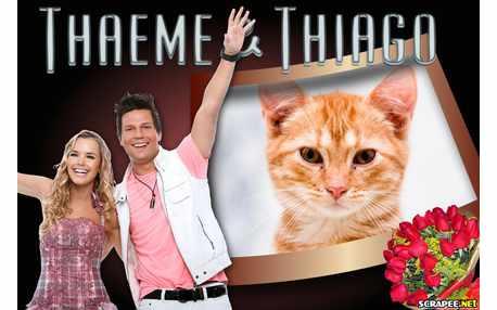 Moldura - Thaeme E Thiago