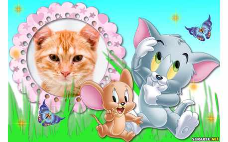 5818-Tom--Jerry-Baby