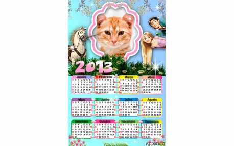 5838-Calendario-do-Filme-Enrolados-2013