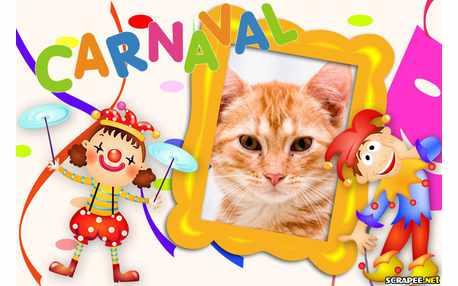 Moldura - Carnaval