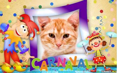 Moldura - Carnaval 2013