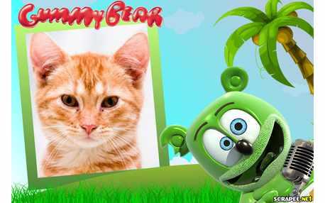 5976-Gummy-Bear---Ursinho-verde