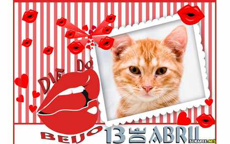 Moldura - Dia Do Beijo