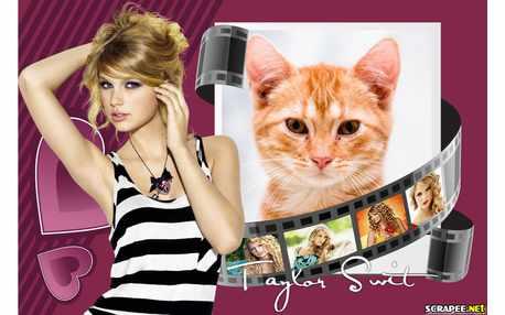 Moldura - Taylor Swift