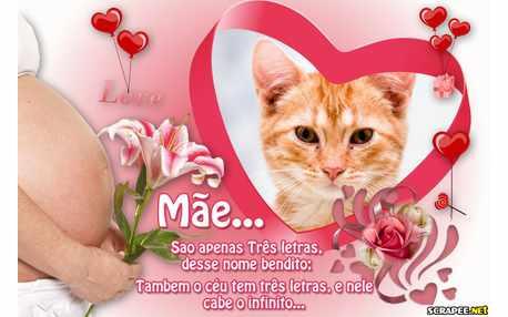 Moldura - Amor De Mae