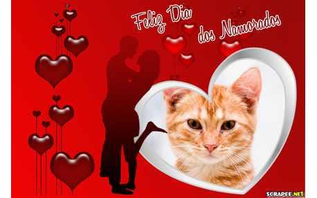 Moldura - Dia Dos Namorados