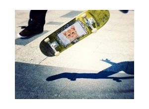 Scrapee.net - Photomontage Skate