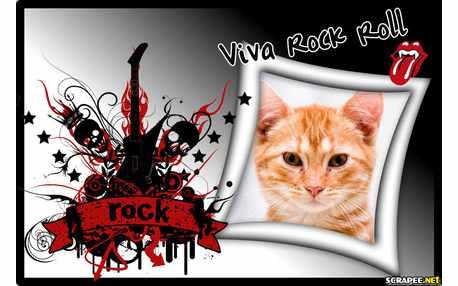 Moldura - Viva O Rock Roll