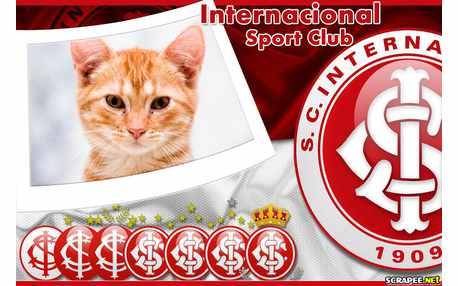 Moldura - Internacional Sport Club