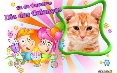 Moldura - Dia Das Criancas 2014