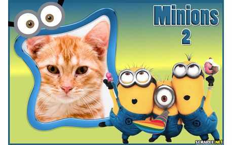 Moldura6265 Minions 2